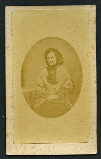 Carte de visite, Harrison, Cambridge